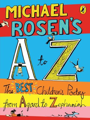 cover image of Michael Rosen's A-Z