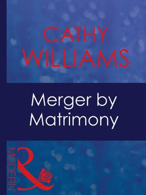 cover image of Merger by Matrimony