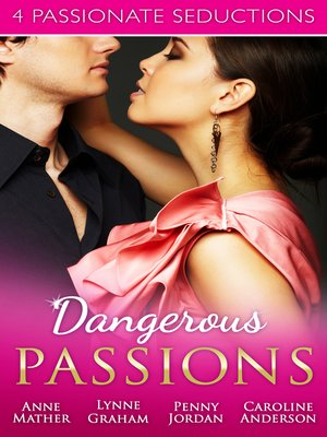 cover image of Dangerous Passions
