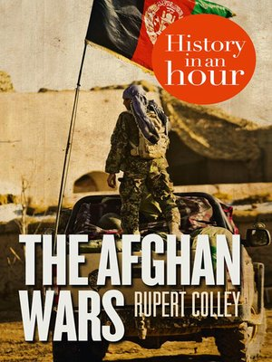 cover image of The Afghan Wars in an Hour