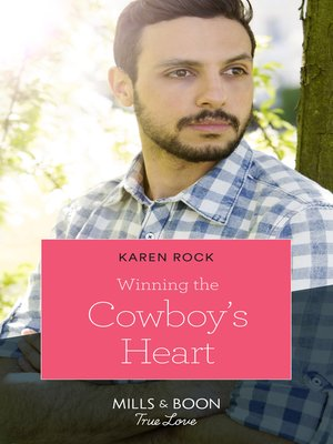 cover image of Winning the Cowboy's Heart