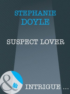 cover image of Suspect Lover