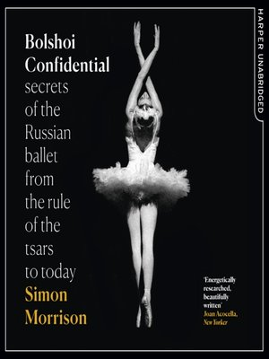 cover image of Bolshoi Confidential