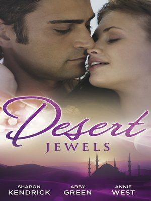 cover image of Desert Jewels