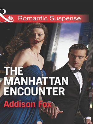 cover image of The Manhattan Encounter