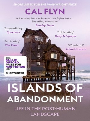 cover image of Islands of Abandonment