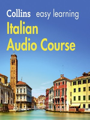 cover image of Easy Learning Italian Audio Course