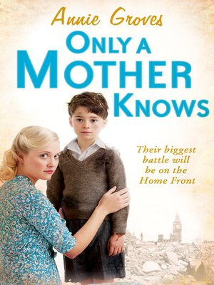 cover image of Only a Mother Knows