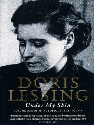 cover image of Under My Skin