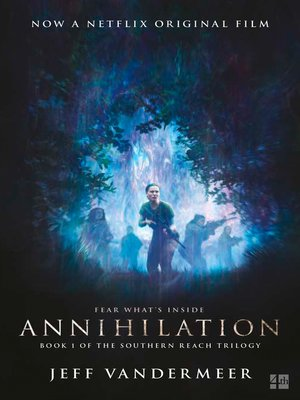 cover image of Annihilation