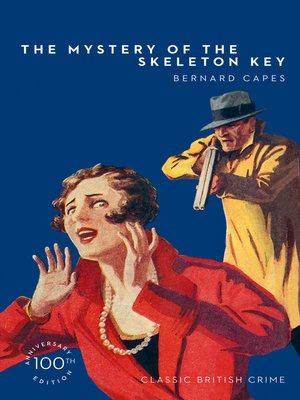 cover image of The Mystery of the Skeleton Key