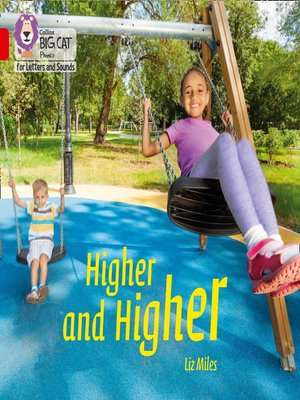 cover image of Collins Big Cat Phonics for Letters and Sounds – Higher and Higher
