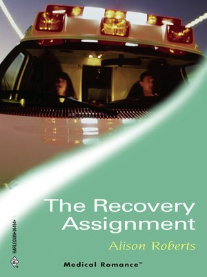 cover image of The Recovery Assignment