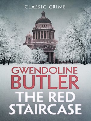 cover image of The Red Staircase