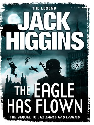 cover image of The Eagle Has Flown