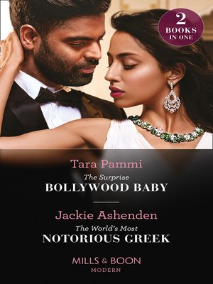 cover image of The Surprise Bollywood Baby / the World's Most Notorious Greek