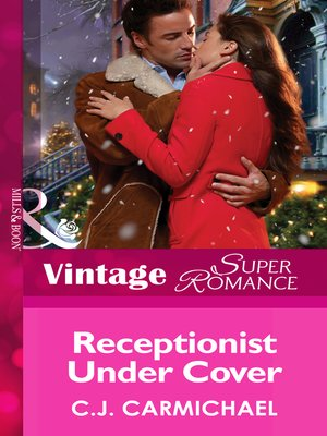 cover image of Receptionist Under Cover
