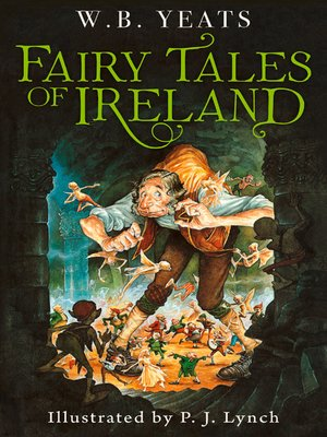 cover image of Fairy Tales of Ireland