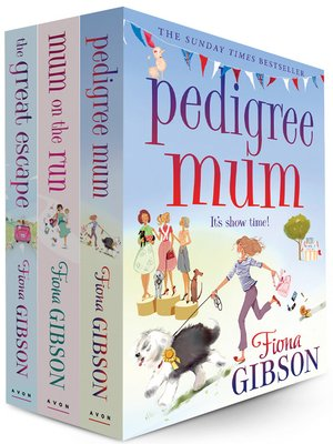 cover image of Fiona Gibson 3 Book Bundle
