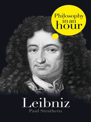 cover image of Leibniz