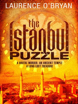 cover image of The Istanbul Puzzle