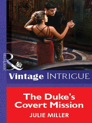 cover image of The Duke's Covert Mission