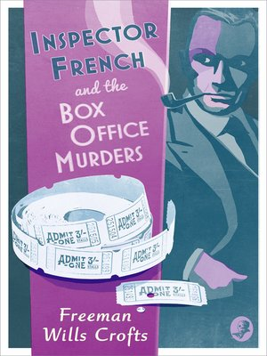 cover image of Inspector French and the Box Office Murders