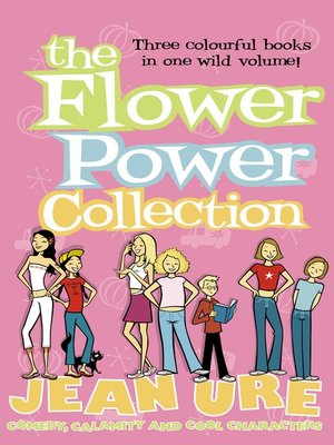cover image of The Flower Power Collection