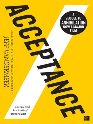 cover image of Acceptance