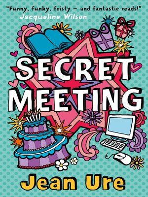 cover image of Secret Meeting