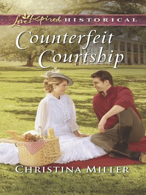 cover image of Counterfeit Courtship