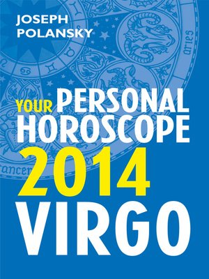 cover image of Virgo 2014