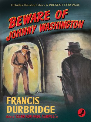cover image of Beware of Johnny Washington