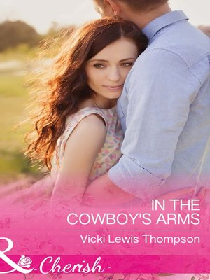 cover image of In the Cowboy's Arms
