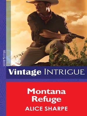cover image of Montana Refuge