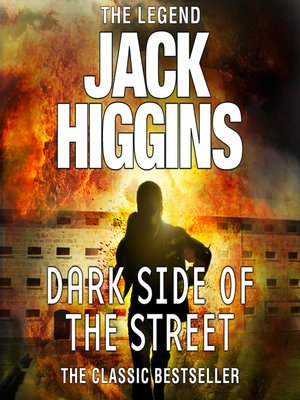cover image of The Dark Side of the Street