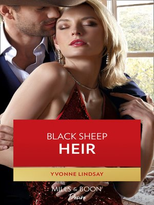 cover image of Black Sheep Heir