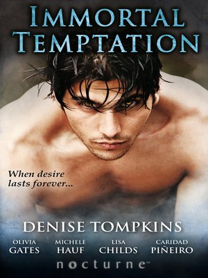 cover image of Immortal Temptation
