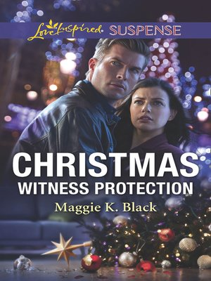 cover image of Christmas Witness Protection