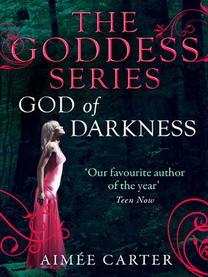 cover image of God of Darkness