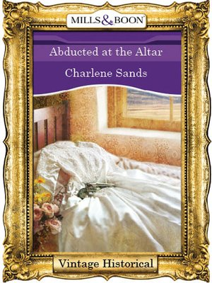 cover image of Abducted at the Altar