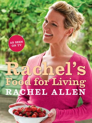 cover image of Rachel's Food for Living