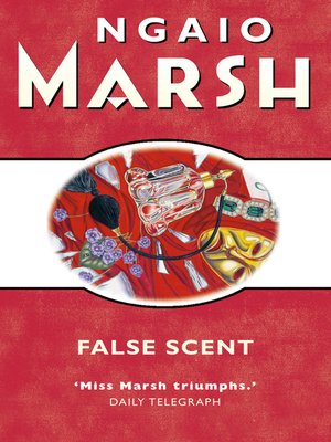cover image of False Scent