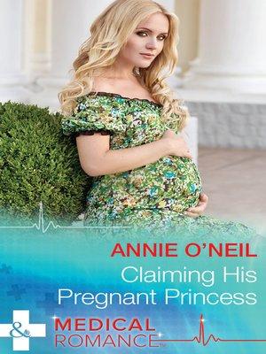 cover image of Claiming His Pregnant Princess