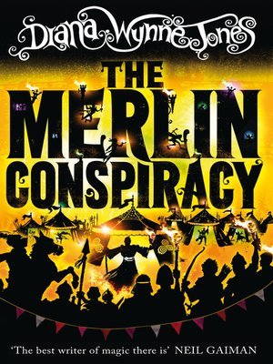 cover image of The Merlin Conspiracy