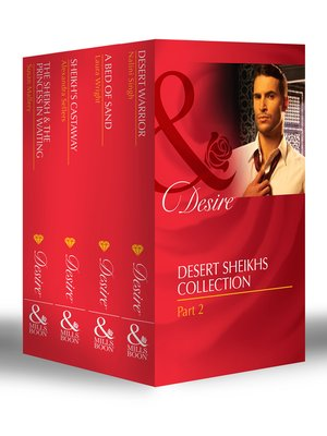 cover image of Desert Sheikhs Collection