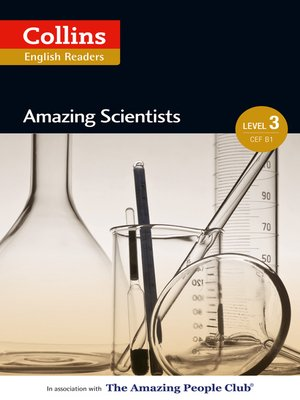 cover image of Amazing Scientists