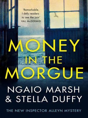 cover image of Money in the Morgue