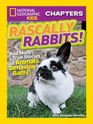cover image of Rascally Rabbits!