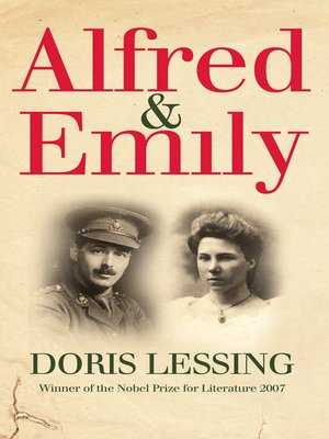 cover image of Alfred and Emily